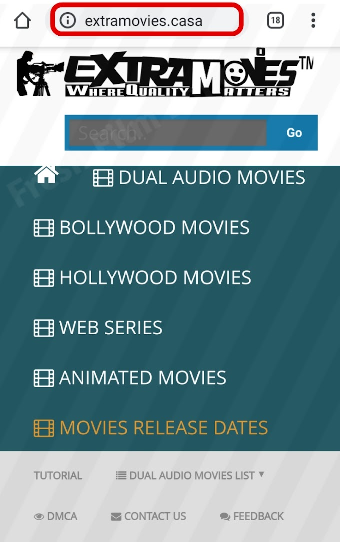 ExtraMovies Movies/Web Series Downloading | Only 4 steps Downloading | Very Easy Way