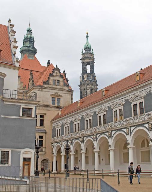 zwiedzanie Drezna, jak chodzić po mieście, trasy zwiedzania