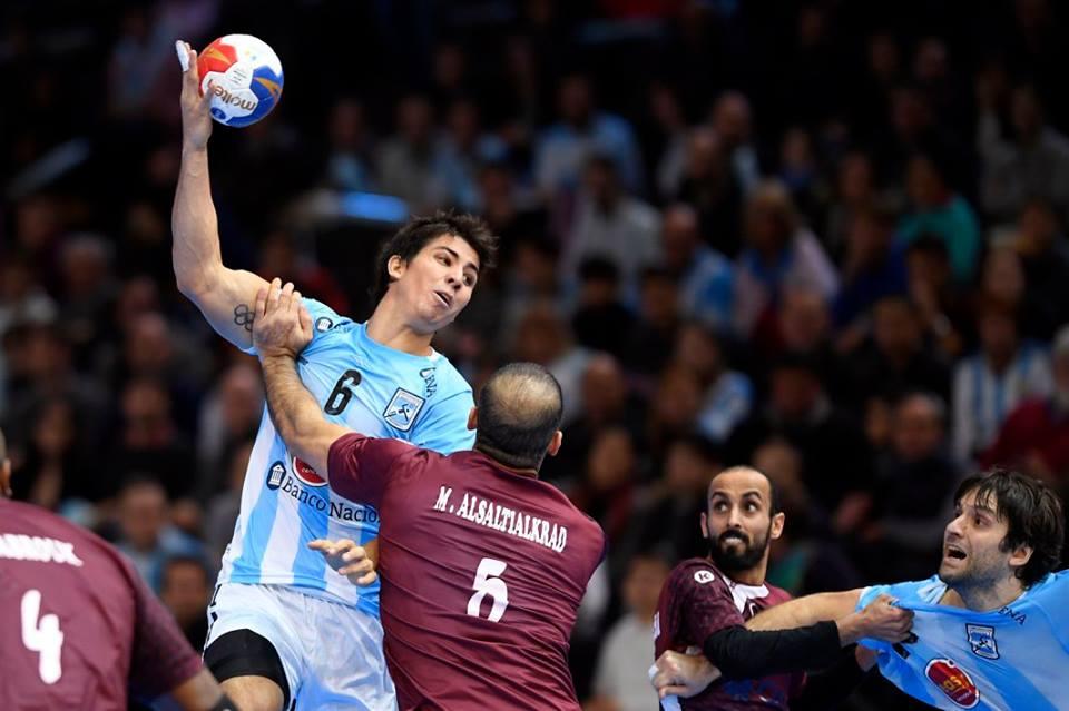 Diego Simonet lesionado Fuera del mundial  Mundo Handball