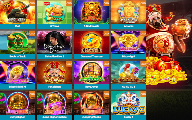 Terbaru CQ9 Gaming 2020 Bintang88 menyediakan permainan Slot Online Terbaru CQ9 dengan 100 jenis permainan slot mesin yang menggunakan teknologi HTML5 dengan fitur terbaik. Terdapat metode pengisian saldo deposit pulsa telkomsel dan xl tanpa potongan tanpa batas.