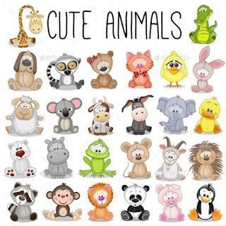 Primeros dibujos para colorear, animales, frutas y verduras,numeros,vocales,