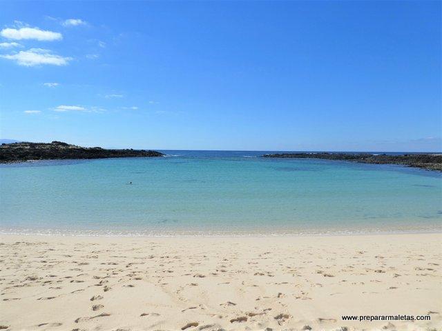 visitar Playa de la Concha en Fuerteventura