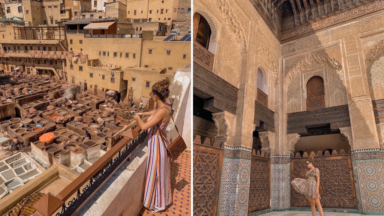 viaggio in Marocco cosa vedere a fez, Valentina Rago, fashion need, travel blog italia, viaggio in Marocco, cosa fare a fez