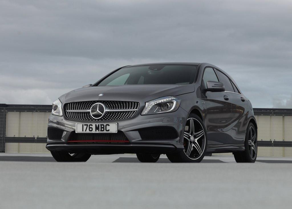 16 Luxury Pubg Wallpaper Iphone 6: Mercedes Benz A Class AMG Sport Wallpapers: