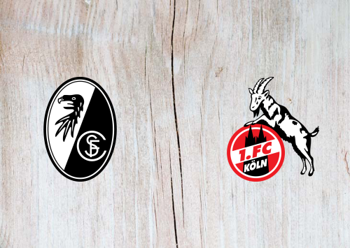 Freiburg vs Köln -Highlights 31 August 2019
