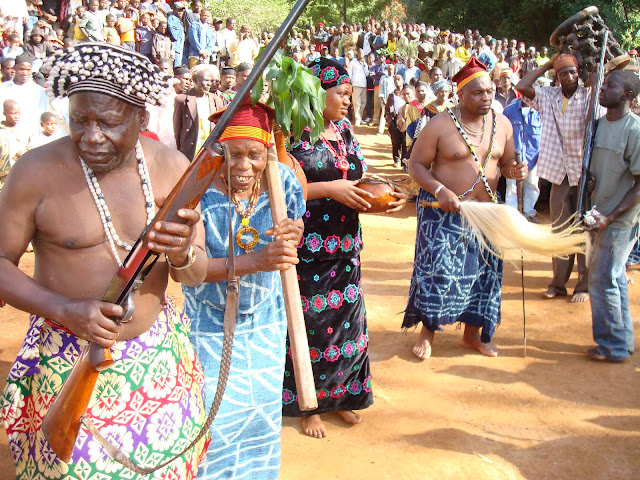 African anal tribal ceremonies question interesting