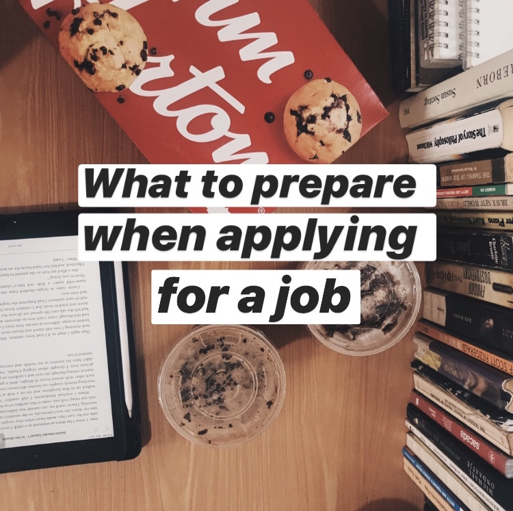 Medicine And Coffee 5 Things To Prepare When Applying For