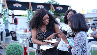 Ex-Big Brother Housemate, Bisola Aiyeola, Shares Free Cookies