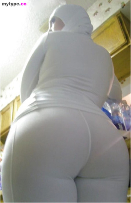arab candid ass