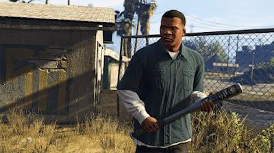 GTA ( Grand Theft Auto )