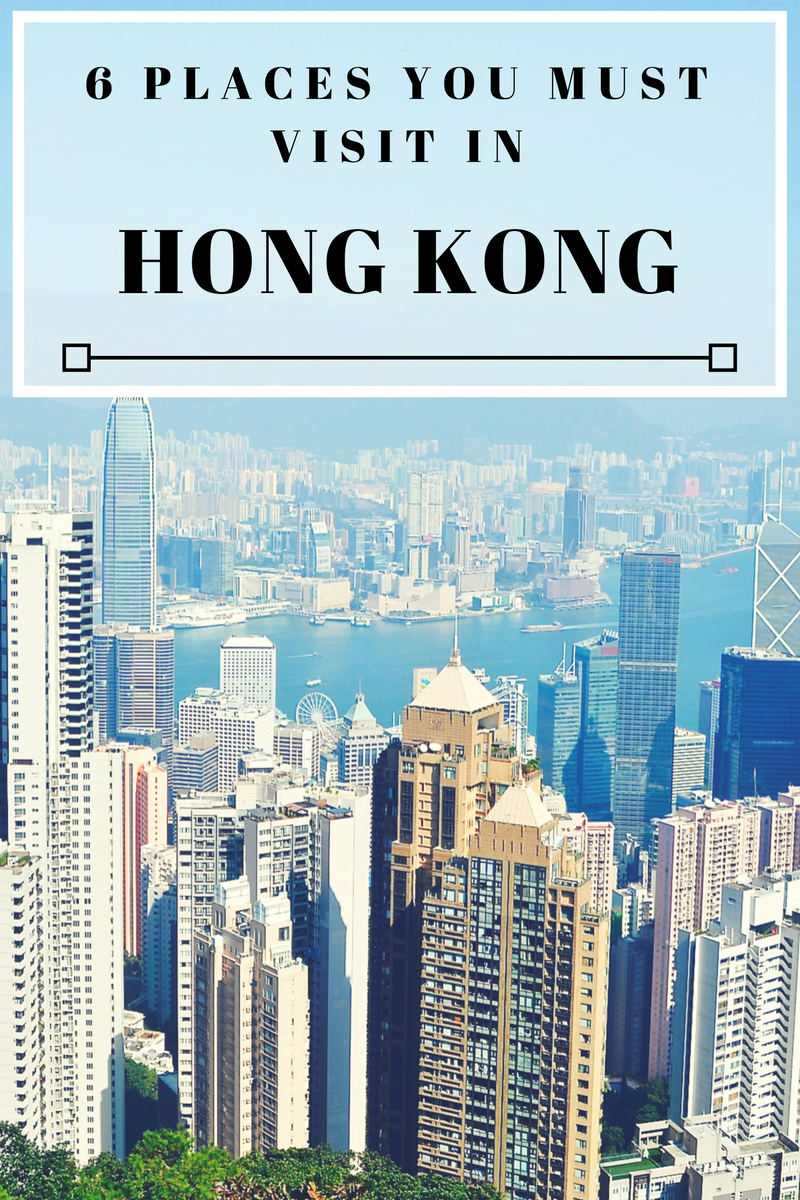 6 Places You Must See When You Visit Hong Kong A Fababulous Life