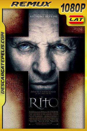 El rito (2011) 1080p BDRemux Latino – Ingles