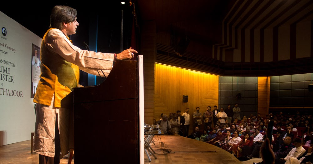 Shashi Tharoor S Tweet Some More Accounts Of The Launch Of