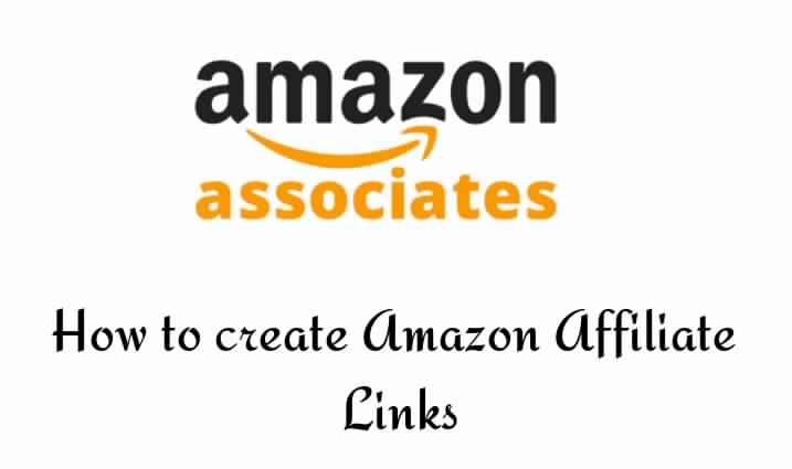 amazon associates links
