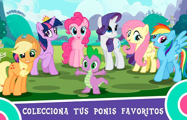 my little pony magic offline