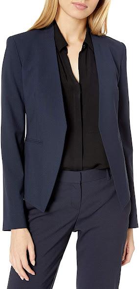 Best Navy Blue Blazers For Women