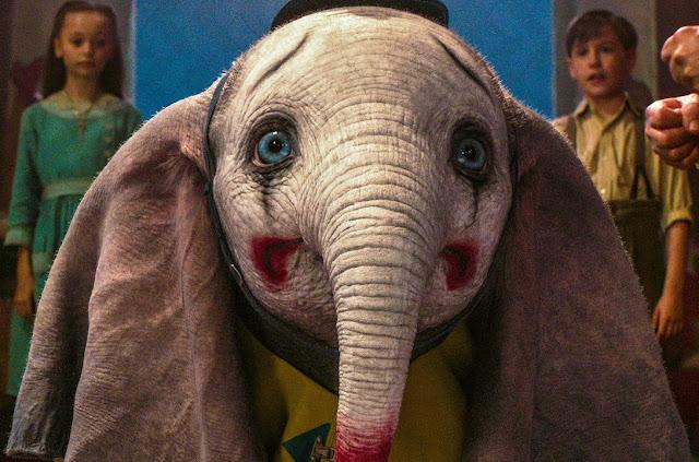 """UCI abre pré-venda para live-action de """"Dumbo"""""""