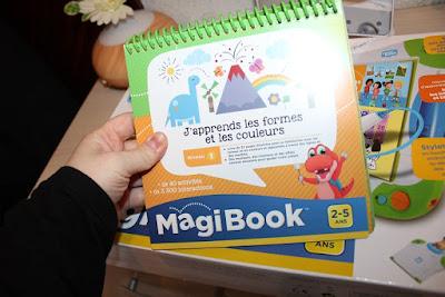 acheter livre pour magibook