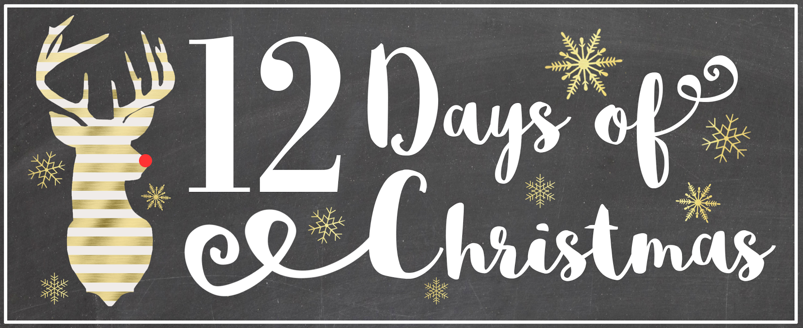 for 12 days starting december 14th until christmas day ill be sharing handmade gift ideas holiday projects recipes and giveaways - What Does The 12 Days Of Christmas Mean