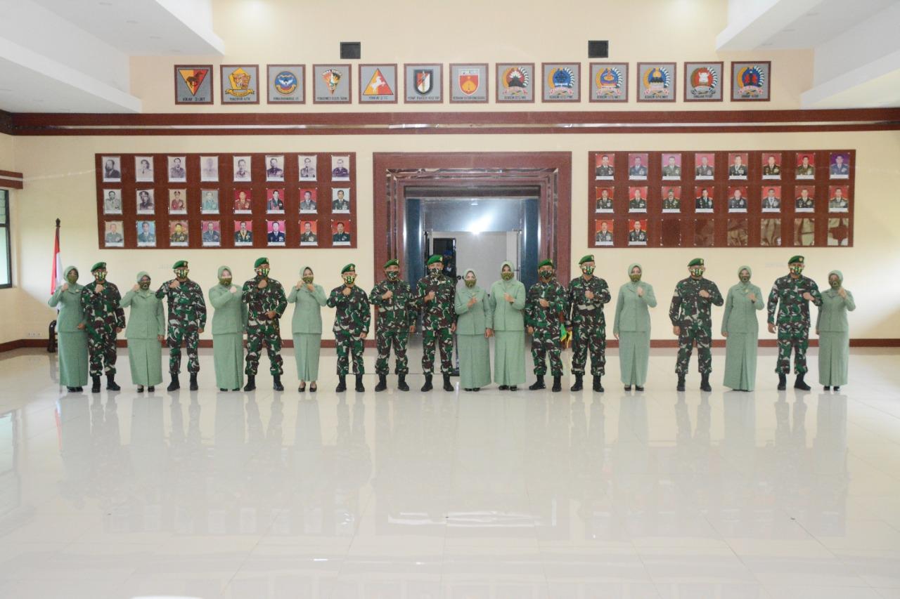 23 Polisi Di Barito Utara Naik Pangkat Antara News Kalimantan Tengah Berita Terkini Kalimantan Tengah