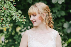 vestido de novia tejido