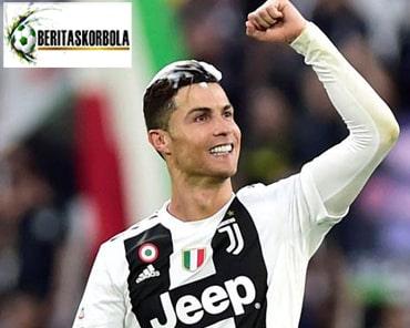 Ronaldo, Magnet 3 Sponsor Besar bagi Juventus