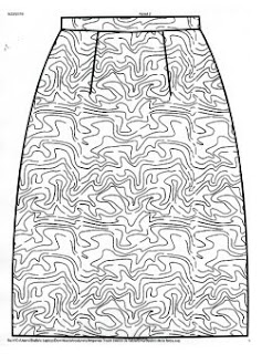 La falda basica
