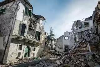 Earthquake in Delhi 2020