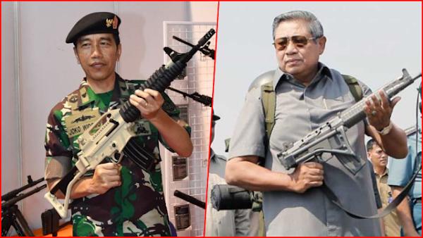 Seru! Bisa El Clasico SBY vs Jokowi di 2024 Jika Jabatan Presiden Boleh 3 Periode
