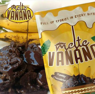 Melte Vanana Yummy Chocolate