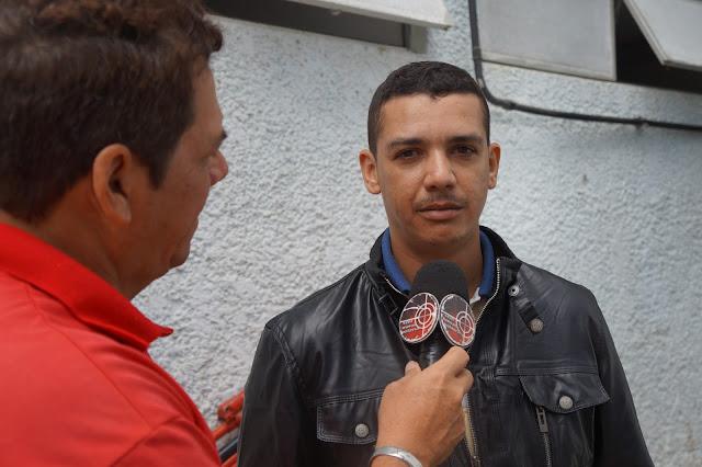 Josival Silva - padrasto da vítima,