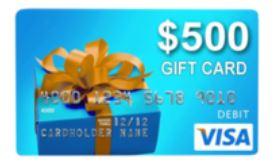 Visa Prepaid Card V2 (For USA)