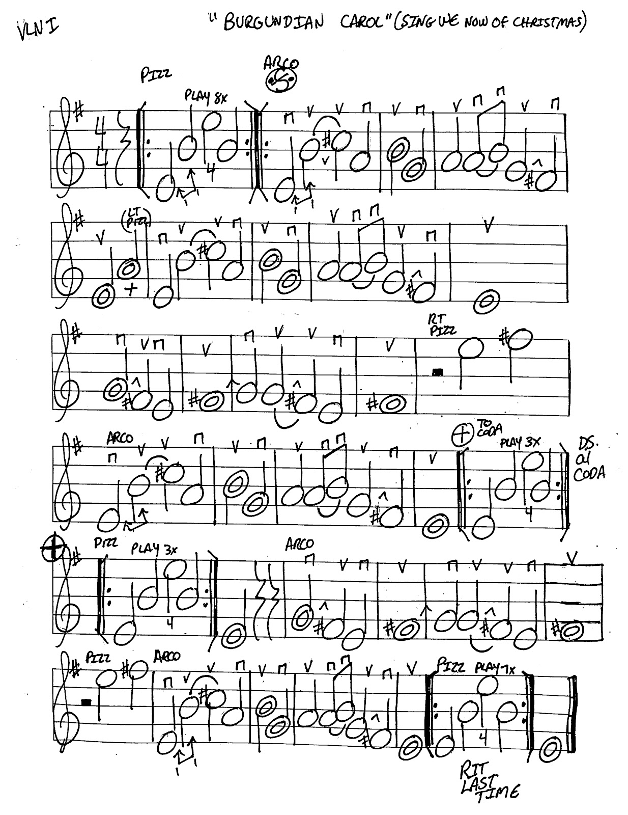 Miss Jacobson S Music Burgundian Carol Music Worksheets