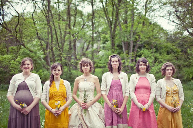 Anthropologie Weddings