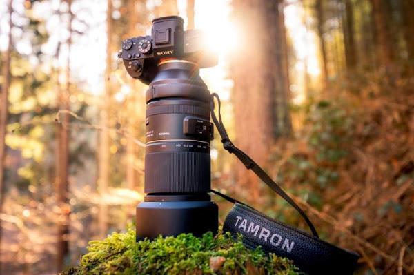 Tamron anuncia objetiva 150-500 para Sony Mirrorless Full Frame