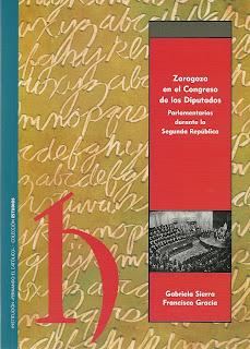Zaragoza en el Congreso de los Diputados