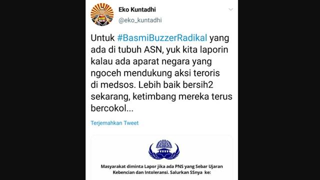 Warganet Bongkar Lagi Info Hoaks yang Disebar Buzzer Istana