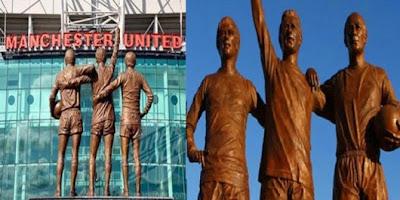 patung sepak bola terkenal