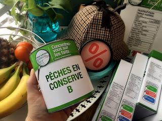 Choix alimentaires éclairés: concentrez-vous sur les faits! #concentrezvoussurlesfaits