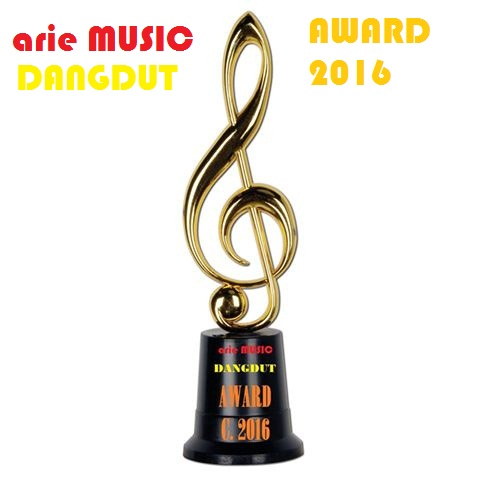 Arie Music 21 Pemenang Arie Music Dangdut Award 2016