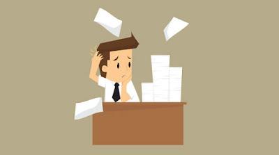 Penyebab Stress Kerja dan Cara Mengatasinya