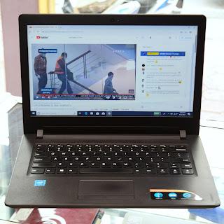 Jual Laptop Lenovo ideaPad 110-14 (N3060) 14-Inch