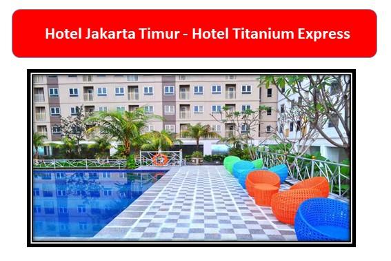 Hotel Titanium Express