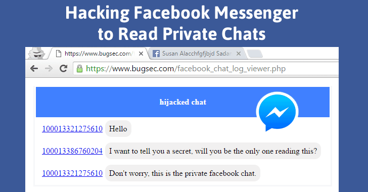 Simple Bug allows Hackers to Read all your Private Facebook