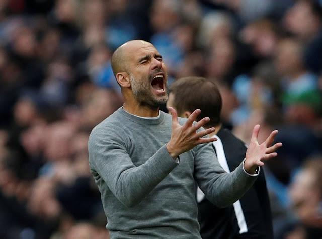 Guardiola Ungkap Penyebab Kekalahan Man City dari Man United