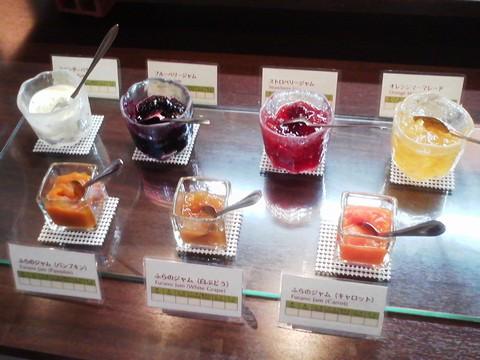 ビュッフェコーナー:ジャム ホテルエミシア札幌カフェ・ドム