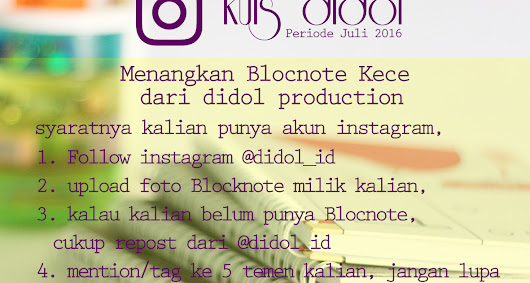 Didol Production