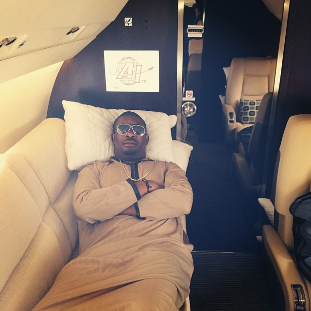 don jazzy on vacation