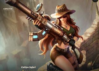 Caitlyn safari