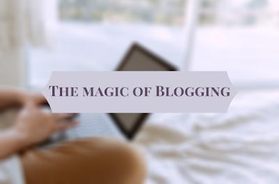The magic of Blogging